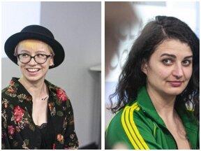 """E.Gasiulytės ir M.Anušauskaitės knygoje apie Lietuvos novatores – paneigti valdovių mitai ir sveiko feminizmo """"trendas"""""""