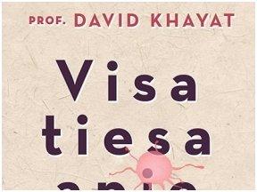 """Knygos apžvalga (Žinių radijas). D. Khayat """"Visa tiesa apie vėžį"""": kaip nustoti jo bijoti"""