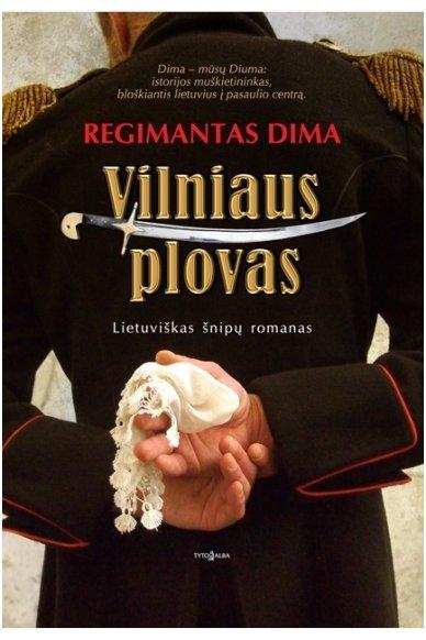 Vilniaus plovas (knyga su defektu)