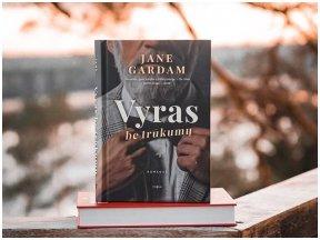 """Knygos apžvalga (Knygų jūra). Jane Gardam. """"Vyras be trūkumų"""""""
