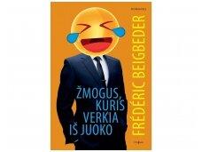 """""""Žmogus, kuris verkia iš juoko"""": ar humoristai užėmė intelektualų vietą?"""