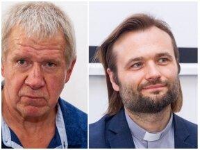 Algirdas Kaušpėdas debiutuos rašytojo amplua, naujais kūriniais stebins A. Toliatas ir J. Erlickas